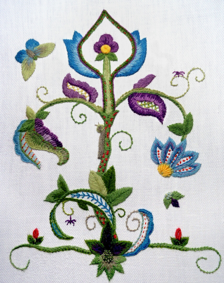 Avondale Surface Embroidery Class