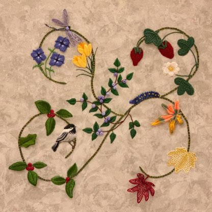 Master Craftsman: Surface Embroidery