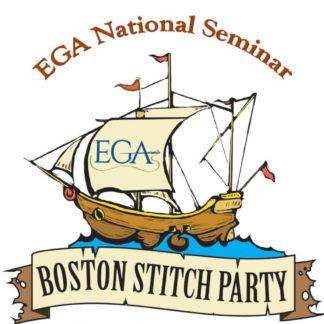 Boston Stitch Party: EGA National Seminar 2020