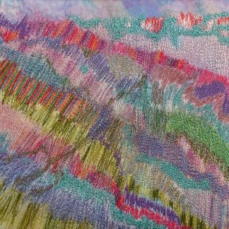 """Bobbie Pilling Memorial Award: Submit your """"outside of the box"""" original embroidery work"""