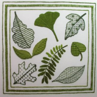 Fallen Leaves Sampler with Kim Sanders