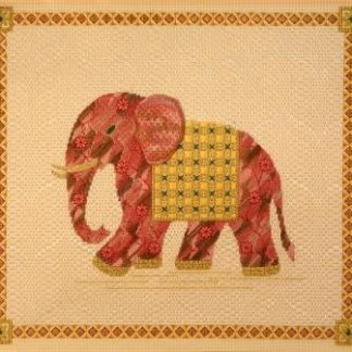 Maharajah's Elephant with Mary Long