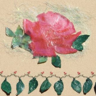 Embroidery with Mixed Media with Laura Smith