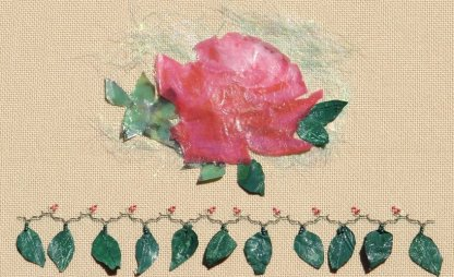 Embroidery and Mixed Media Class