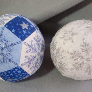 Snowflake Ball with Denise Harrington Pratt