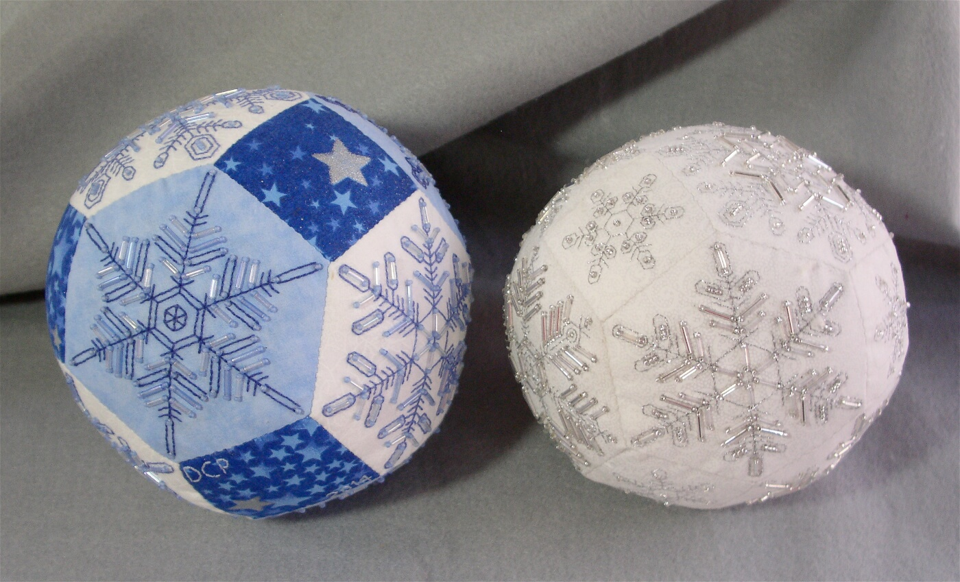 The Snowflake Ball Class