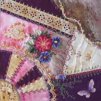 Crazy Quilting with J. Marsha Michler