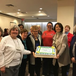 Six of EGA's Metropolitan Region chapters celebrate 40+ years