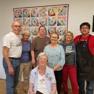 Starlight Stitchers Chapter hosts 'Through the Needle's Eye' exhibit in Arizona