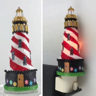 South Central Region Exclusive: Stitch a wonderful beaded lighthouse with Cindy Hambrick