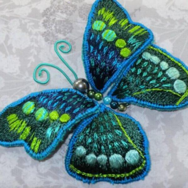 August Stitch-a-long