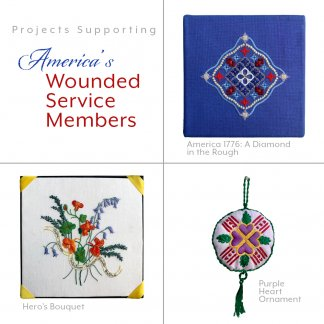 Projects Supporting Wounded Service Members - Set 1