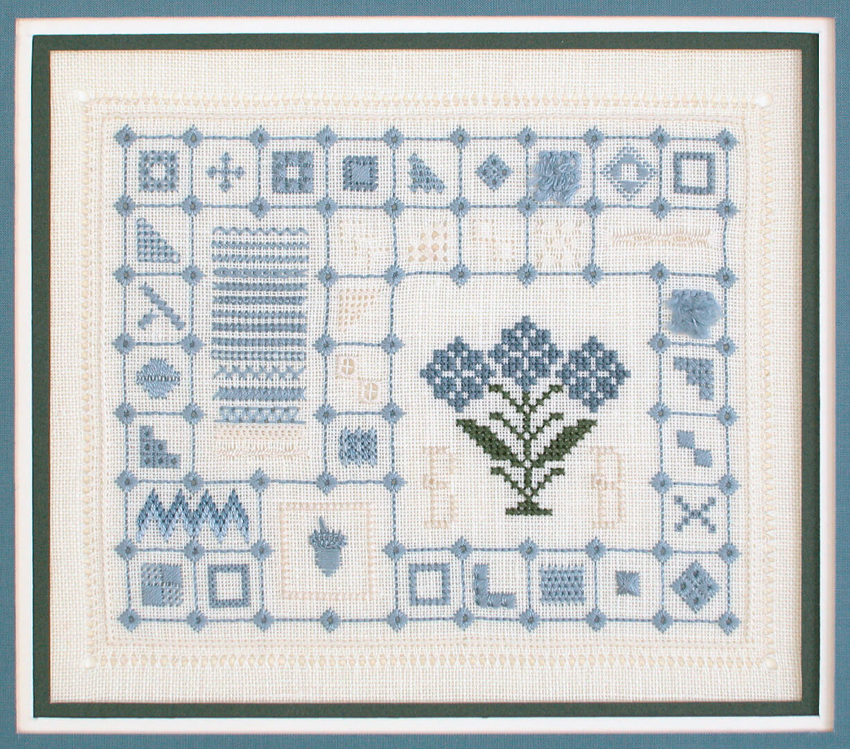The Flax Sampler