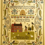 Catherine Theron Workshop: 'Morning Has Broken Sampler' at our Corning Chapter in NY