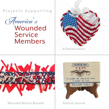 Wounded Service Members - Set 3