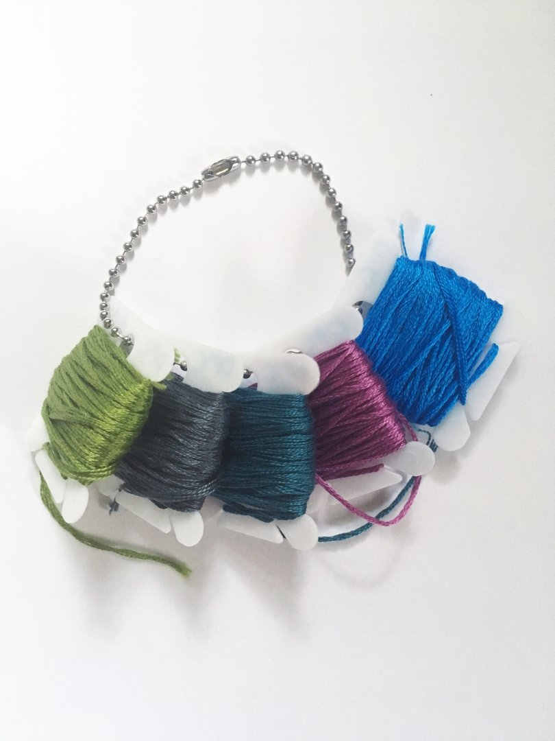 Idea to keep threads together