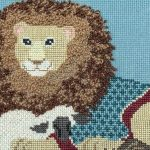 French Knot Stitch: A great stitch for flowers, curly hair and animal coats