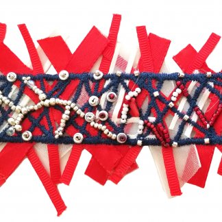 Last Chance: 18 Embroidery Projects Supporting Wounded Service Members