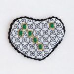 Online Class: Bejeweled Heart with Carol Lynn Stratton