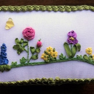 New Petite Project: Spring's Glory by Kim Sanders