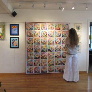Photos: Through the Needle's Eye embroidery exhibit in New Mexico