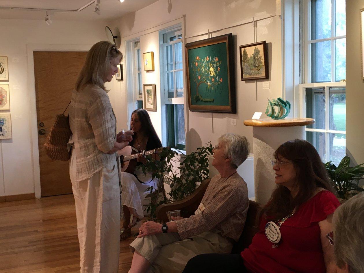 Embroidery Exhibit