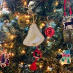 We want to see your Stitched Ornament on our Holiday Tree