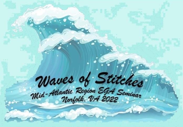 Waves of Stitching