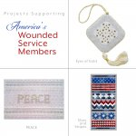 Projects Supporting Wounded Service Members - Set 4