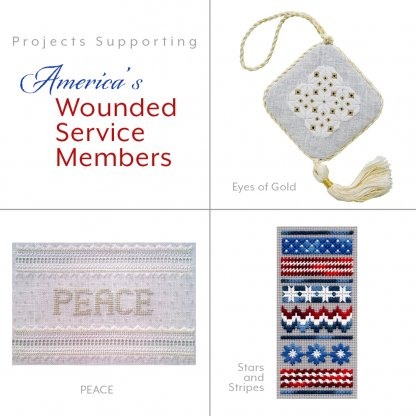Wounded Service Members Set 4