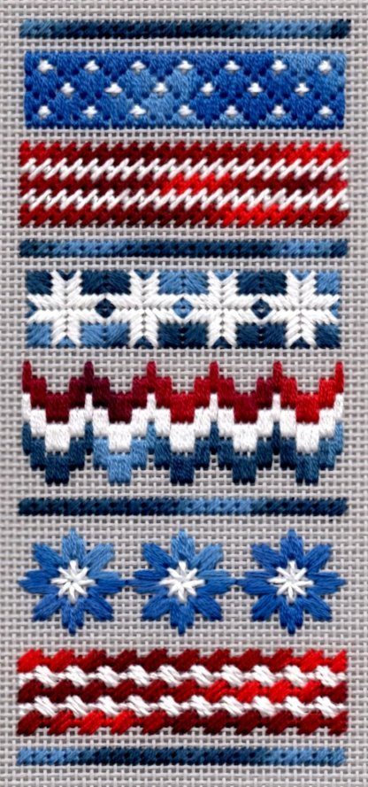WSM4 - Stars and Stripes by Gail Stafford