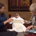 Kim Sanders and Sheryl Borden discuss smocking on Creative Living