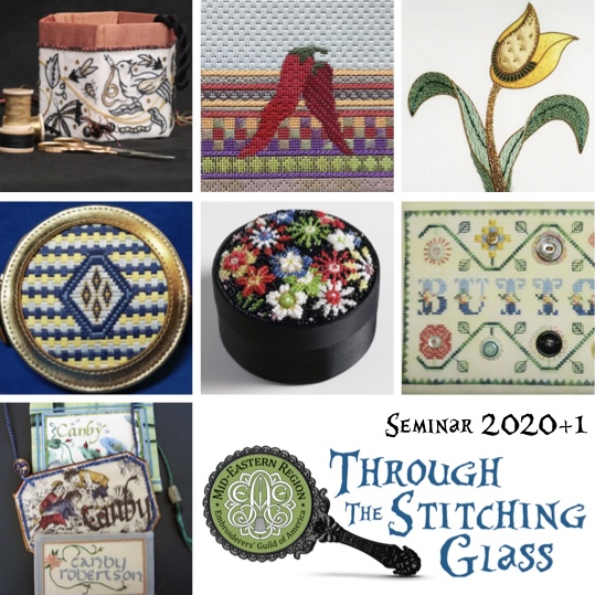 Mid-Eastern Region Virtual Seminar: Through the Stitching Glass