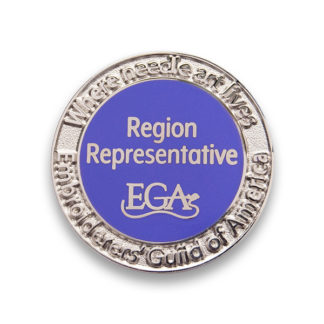 Region Representative Pin