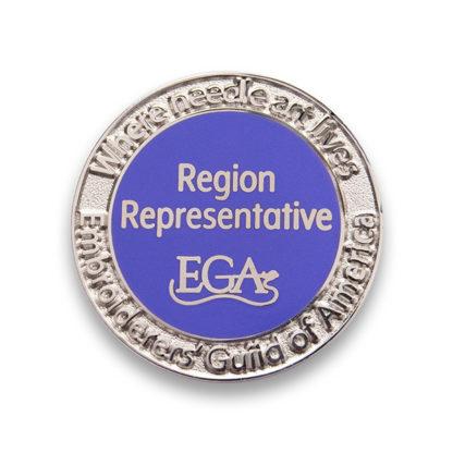 Region Representative Pin