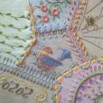 Online Class: Embroidered Quilt Block with J. Marsha Michler