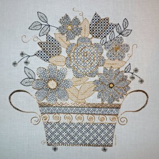Online Class: Basket of Gold with Carolyn Standing Webb