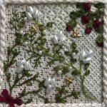 Vintage Garden Sampler Online Class with the Metropolitan Region