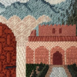 Techniques for Canvas Embroidery with Diane Herrmann