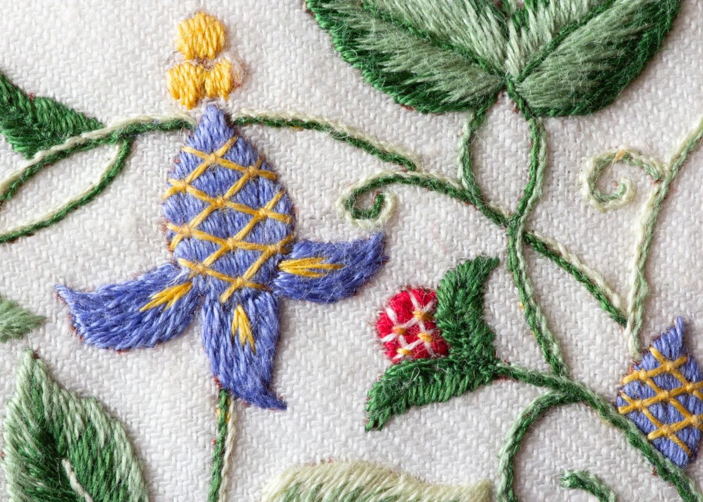 2021 Seminar Classes The Magnificent Stitch Ega