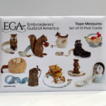 Post Cards: Tape Measures from the EGA Collection
