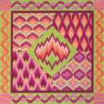 Exciting Needlework Courses Available this Quarter: Bargello, Surface Embroidery, Finishing and More