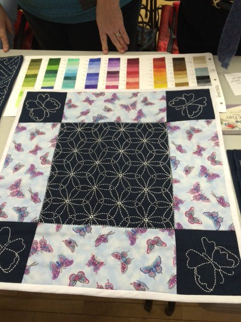 Virtual Lecture: Sashiko, A Form of Japanese Embroidery