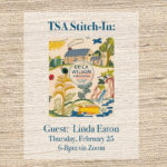 Textile Society of America Stitch-In: Linda Eaton on Erica Wilson's Life and Legacy