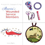 Projects Supporting Wounded Service Members - Set 6