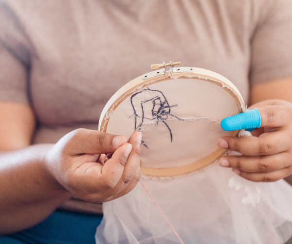 Embroidery Mistakes