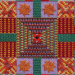 New Online Classes: Stitch a stunning Geometric design, Create Patterns from Digital Images, Learn the Art of Petit Point