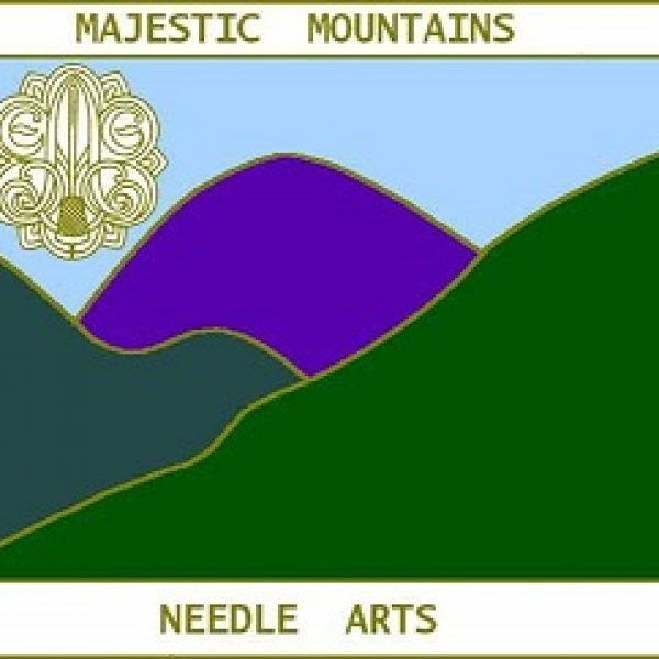 Group logo of Majestic Mountains Needle Arts Chapter of EGA