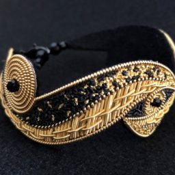 Group logo of Class: Goldwork Bracelet